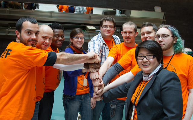 PyCon Ireland 2012 Volunteers